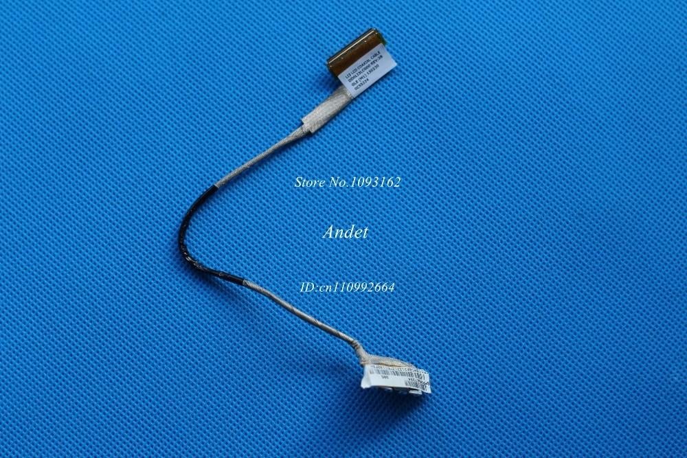 Lenovo ThinkPad X131E X140E E130 E135 LCD LVDS LED Cable Screen Video Cable Line 04W3868 04W4359 DD0LI3LC000 free shipping genuine led lcd screen cable for lenovo b590 b580 v580 video screen led lcd lb58 lvds cable 50 4te09 001