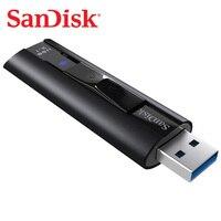 SanDisk Extreme USB Flash Drive 128GB MIni USB 3.1 Pen Drive 64GB Pendrive Memory USB Stick Storage Device U Disk SDCZ800