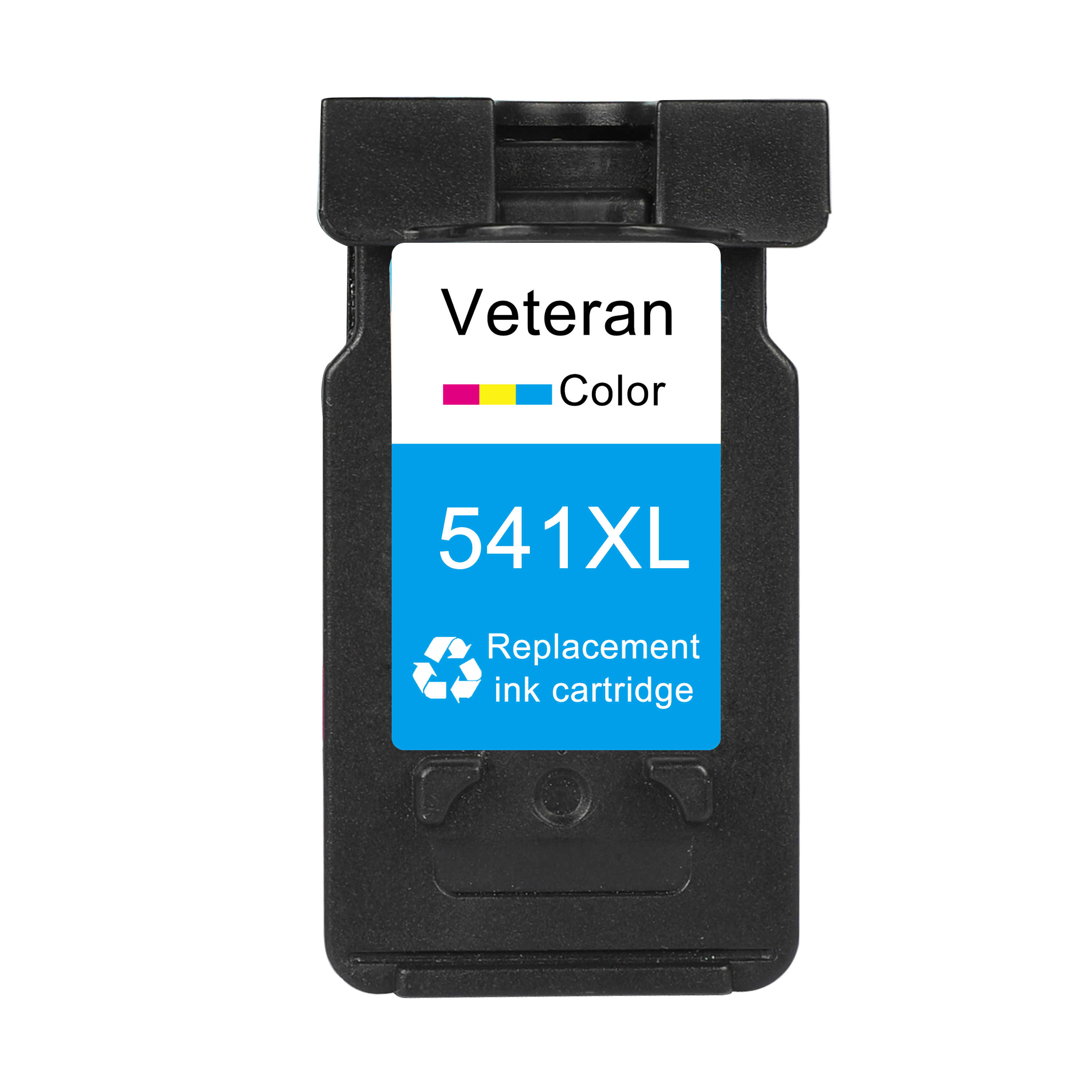 Veteran Ink Cartridge PG540 CL541 untuk Canon PG-540 CL-541 PG 540 Cartridge untuk PIXMA MX375 MX395 MX435 MG2150 MG2250 MG4250