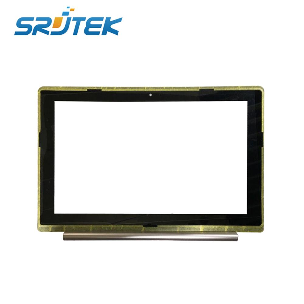 For ASUS Transformer VivoBook S200 S200E X202 Touch Screen Digitizer with frame free shipping