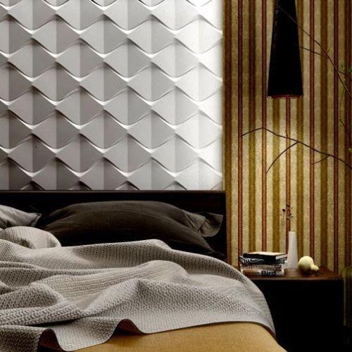 DIY Garten Haus Wand Backstein Maker 3D Dekorative Wandpaneele 1