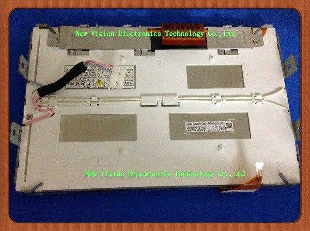 Panel LTA080B451F Orijinal 8.0 inç Araba GPS lcd ekran ile dokunmatik ekran digitizer