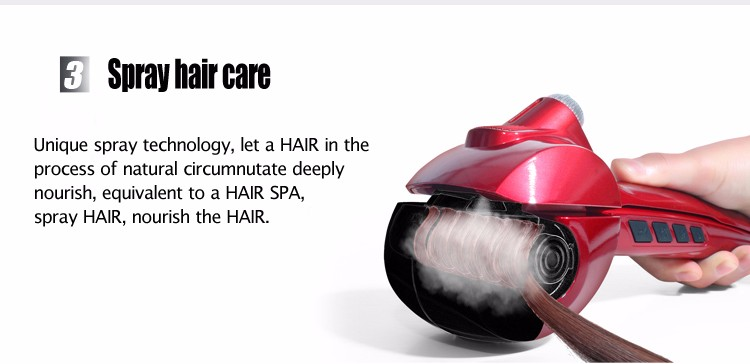 Babyliss Pro Miracurl Professional Curl Machine SteamTech 3