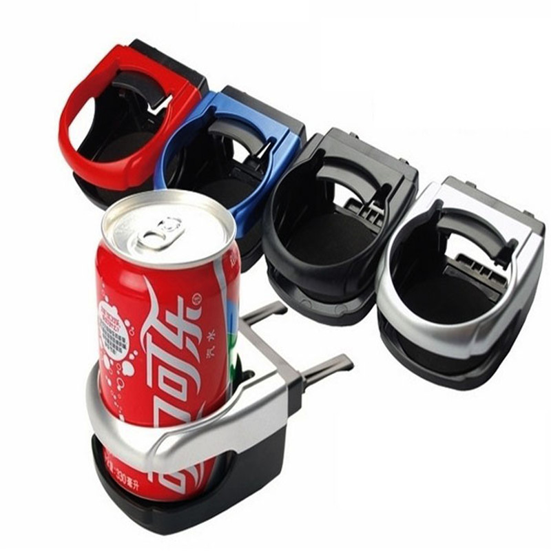 High Quality New Universal Auto Car Vehicle Blue Drink Bottle Cup Holder 9.5 cm x 8.5 cm x 5.5 cm P# dropship все цены