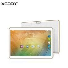 XGODY 9.7 Pulgadas 4G LTE Tablet PC MTK Android5.1 MT6735 Quad core 1 + 16 GB 1280*800 Dual Sim Unlock Tablet Llamada de Teléfono WiFi GPS OTG