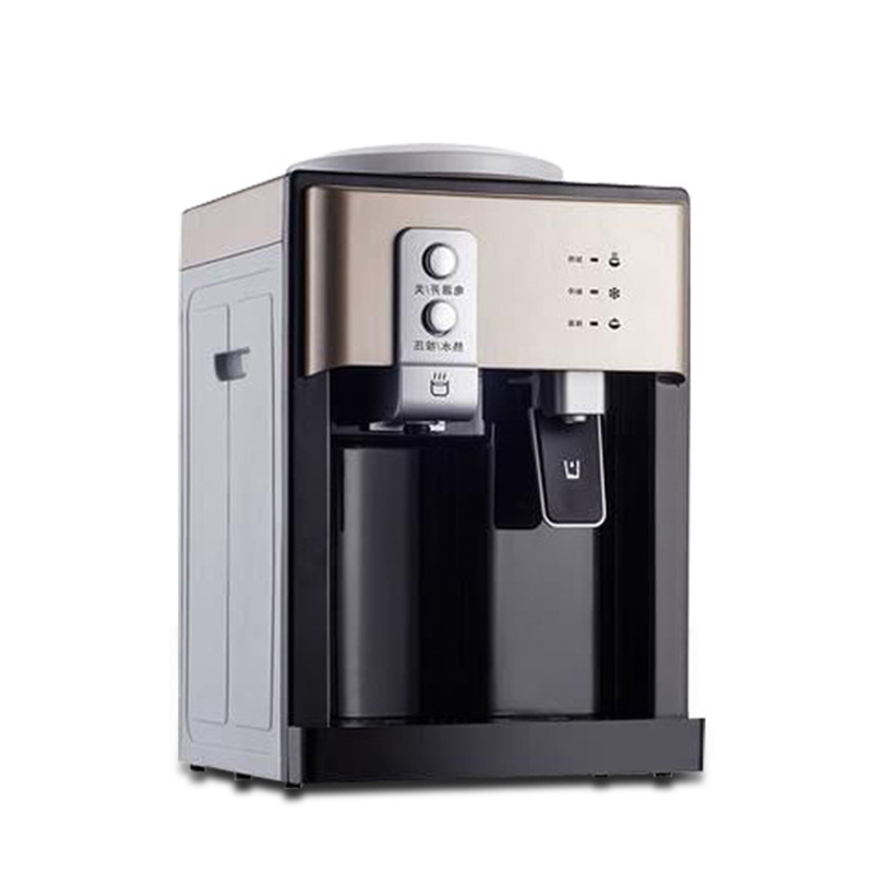 Candimill New Electric Home Water Dispenser Desktop Cold and Hot Ice Water Heater Cooler Coffee Tea Bar