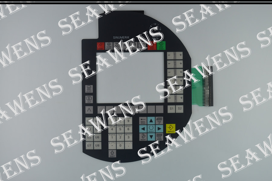 все цены на New Membrane Keyboard for 6FC54030AA100AA1 Sinumerik HT6 repair онлайн