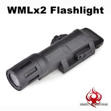 Inforce WML X2 Tactical Weapon Police Flashlight Mount Version Combat Lights Night Evolution NE 04038