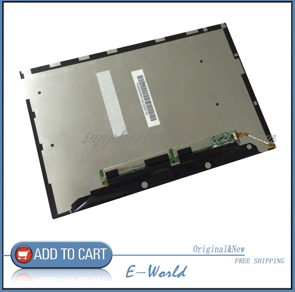 Free Shipping New original 10.1 inch LCD Screen LCD display For Sony Xperia Tablet Z SGP311 SGP312 SGP321 SGP341 original replacement lcd display screen for sony xperia u st25i st25 st25a