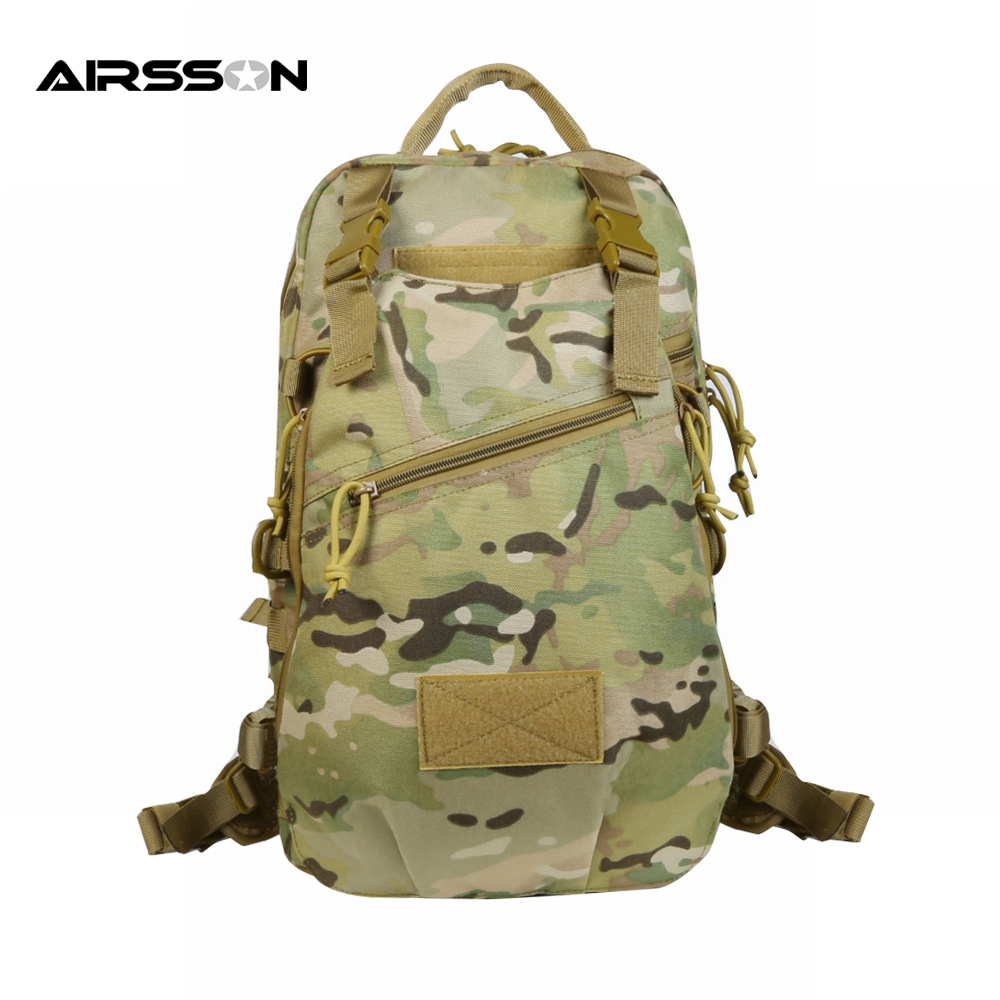 Фотография Military Tactical Backpack Outdoor Camping Hiking Climbing Detachable Composite Bags 1000D Nylon Hunting Tactical-backpack