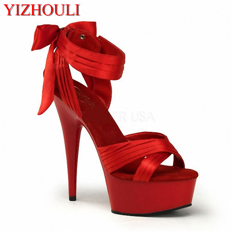 Relojes Y Joyas Perfect Dance Enchanting Performance Sandals Beautiful Catwalk Shows Show 15 Cm Super High Heels For Womens Shoes