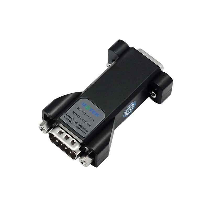 Port-powered RS-232 to TTL Mini-size Converter