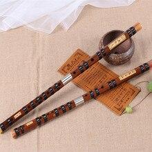 Бамбуковая флейта профессиональная поперечная flauta Musicais Instrumentos C D E F G ключ двойной штекер Flaut китайский Dizi nay flauto huilu