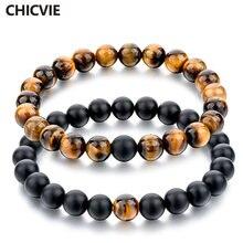 Chicvie этнические бриллианты мужской браслет Бесплатная доставка