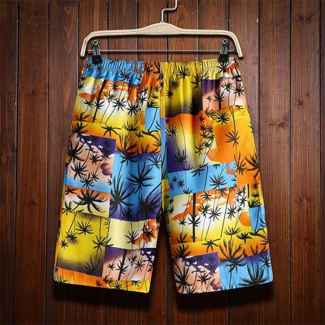 10 Patterns Camouflage Compression Shorts Men Summer Clothing Board Shorts Nylon Bottom Men Side Pockets Men's Swimwear 3