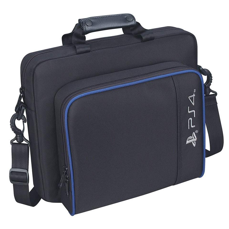 все цены на PS4 Game System Bag Carry Case Bag for Sony Playstation 4 PS4 Slim Console System Accessories