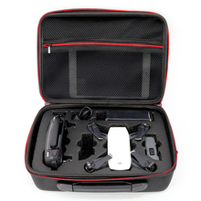 Impermeable Bolso Caja Caso Accessorios para Drone DJI Chispa Chispa Carry Case Bolsa de Almacenamiento