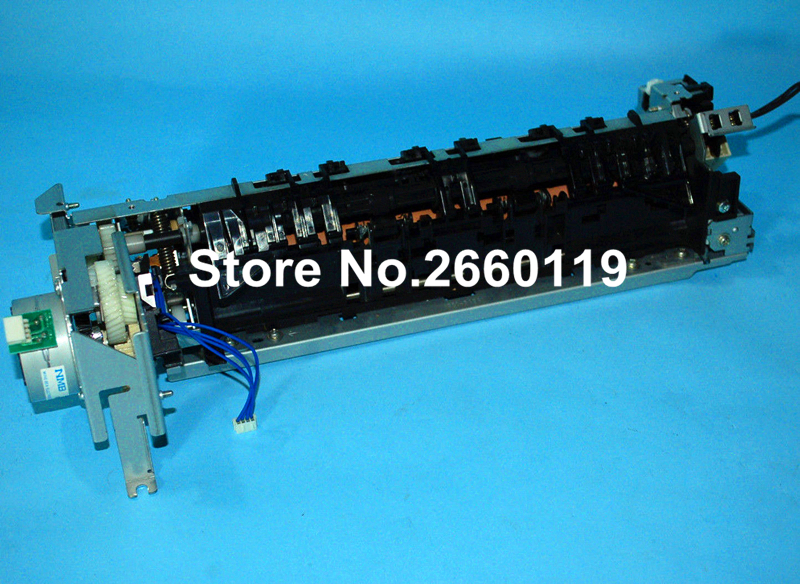Printer heating components for HP 2600 2600N 2600DN RM1-1820 RM1-1821 printer Fuser Assembly fully tested rm1 2337 rm1 1289 fusing heating assembly use for hp 1160 1320 1320n 3390 3392 hp1160 hp1320 hp3390 fuser assembly unit