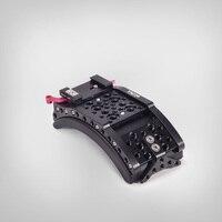 TILTA New Quick Release Shoulder pad for SONY BMCC RED EPIC DSLR HDV shoulder mount Rig