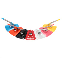 High Quality Flexible Mouse Bungee Cord Clipper Clip Wire Cable Organizer Holder Line Fixer