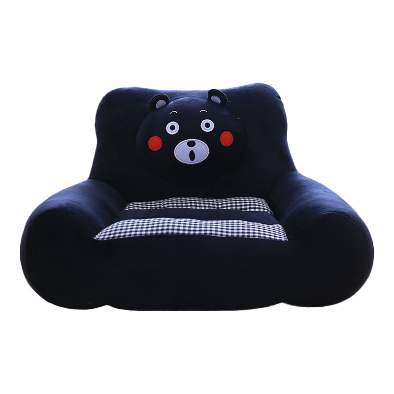 Fashion Cosy Baby Seat Cartoon Animal Armchaiir Cute Play Game Seat Chair Sofa Portable Chair Kids Plush Stuffed Toys E015 bath seat dining chair baby inflatable kids sofa baby chair portable baby seat chair play game mat sofa kids inflatable stool