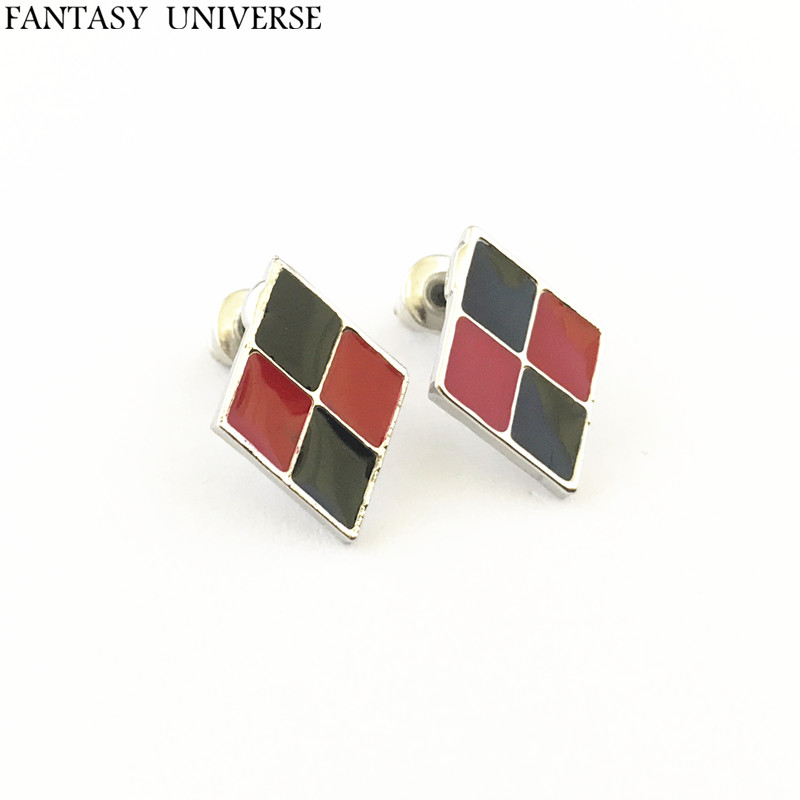 FANTASY UNIVERSE Free shipping 20pair a lot Stud Earrings HRXFWPKF016