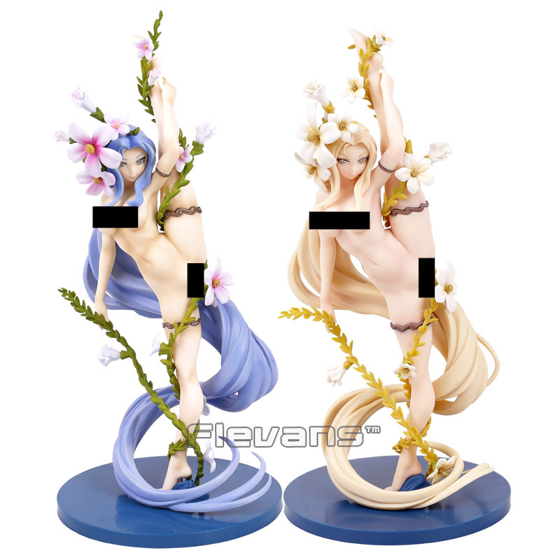 Japanese Anime Daiki Kougyou Flower Fairy Maria Bernhardt NON Scale Sexy Adult PVC Figure Collectible Model Toy 2 Colors  bernhardt william capitol threat