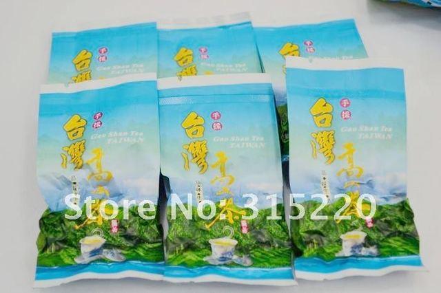 2011yr TaiWan JinXuan Milk Flavor- GaoShan tea Oolong tea 108g/12Pcs