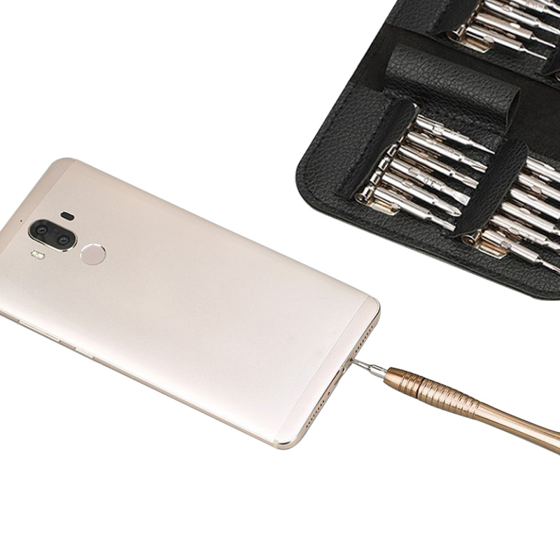 חלקי חילוף bauknecht 33 ב 1 טלפון חכם Tablet Computer Repair Kit תיקון טלפון כלי קיט עם מארגן תיק (5)