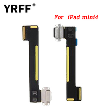 Factory Price For iPad Mini 4 Mini4 USB Charger Connector Port Plug Flex Cable Repair Power Flex Charging Dock Port Repair Parts(China)