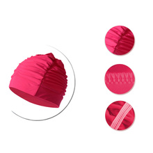 Sports Swim Pool Swimming Cap Hat Free size for Women Adults Bathing Cap