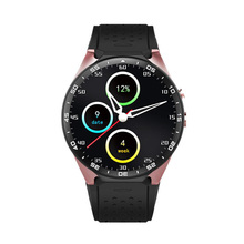 KW88 3G WIFI Smart Watch SIM Card Android5 1 font b Smartwatch b font Business Men