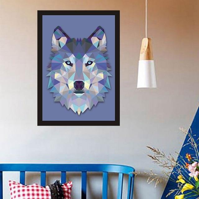 wandkunst leinwanddruck malerei poster k mpfen farbe. Black Bedroom Furniture Sets. Home Design Ideas