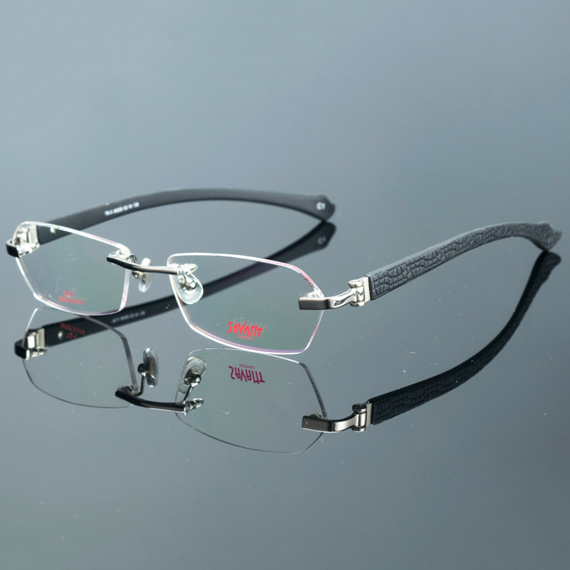 Aliexpress.com : Buy Acetate Frameless Glasses Frame Men ...