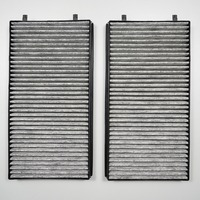 cabin filter for BMW: E65 / E66 7 Department, Rolls Royce Phantom E65 E66 730i 735i 740i 745i 750i 760i OEM:64116921019 #RT182C