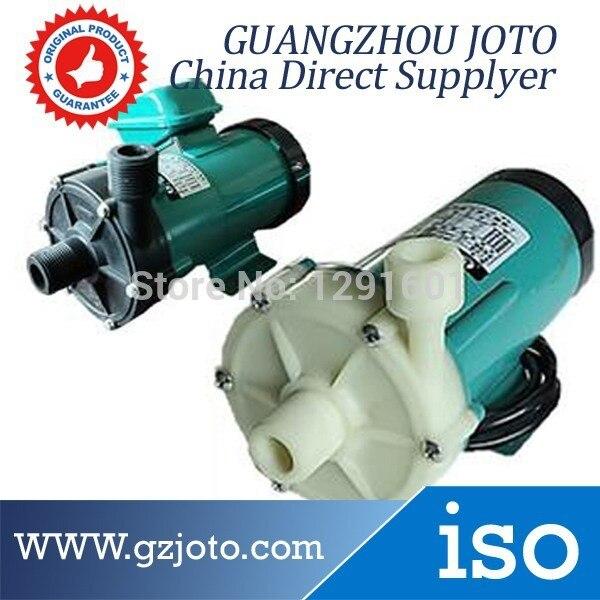 цены MP-20R/RM Industrial Corrosion Resistant Magnetic Pump 220V High Flow Liquid Pump
