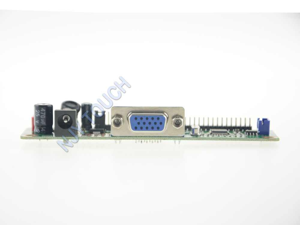 V. M70A VGA وحدة تحكم بشاشة إل سي دي مجلس كيت ل HSD150MX19 15 بوصة 1024x768 CCFL LVDS 30 دبابيس