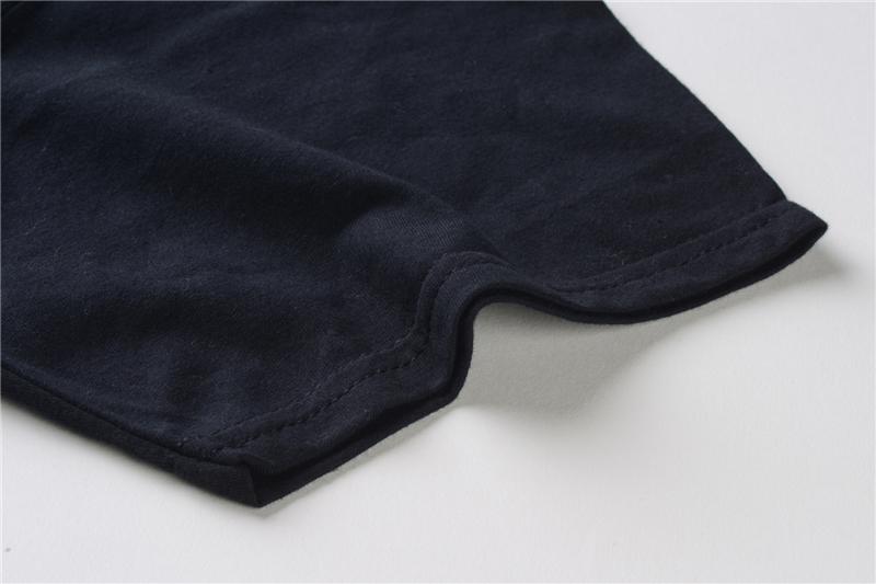 HanHent Develop The Moon T-shirts Men's Creative Design Summer Tee shirts Casual Streetwear Cotton Tops Funny T shirts Men Black 18
