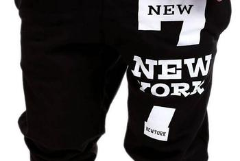 Mens Joggers 2018 Brand Male Trousers Men Pants Casual Solid Alphanumeric printing Pants Men's Sweatpants Jogger Large Size XXXL 8