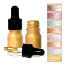 купить 8 Colors Liquid Highlighter Make Up Highlighter Cream Concealer Shimmer Face Glow Ultra-concentrated Illuminating Bronzing Drops по цене 145.2 рублей