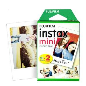 Image 3 - Chính hãng 60 cái Fuji Fujifilm Instax Mini 8 Phim Cho polaroid nhỏ 8 Mini10 20 7 7 s 50 s 90 25 dw 50i Chia Sẻ SP 1 Ngay Lập Tức Máy Ảnh