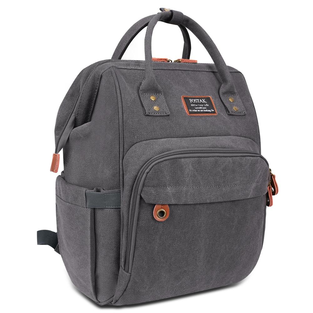 BRINCH Famous Designer Mummy Maternity Diaper Bag Large Capacity Baby Bag Multi function Waterproof Stroller Bag