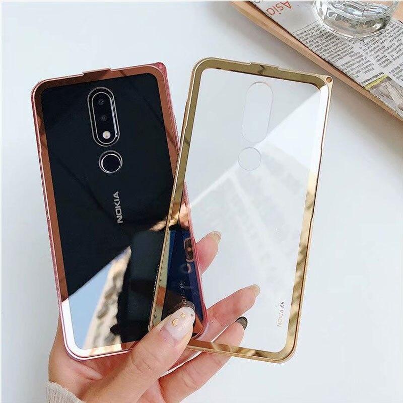 For Nokia 6.1 Plus Case 5.8