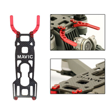 Carbon Fiber Protection Board Drone Body Frame Case And Camera Gimbal Guard Won't Affect Obstacle Avoidance For DJI Mavic Pro