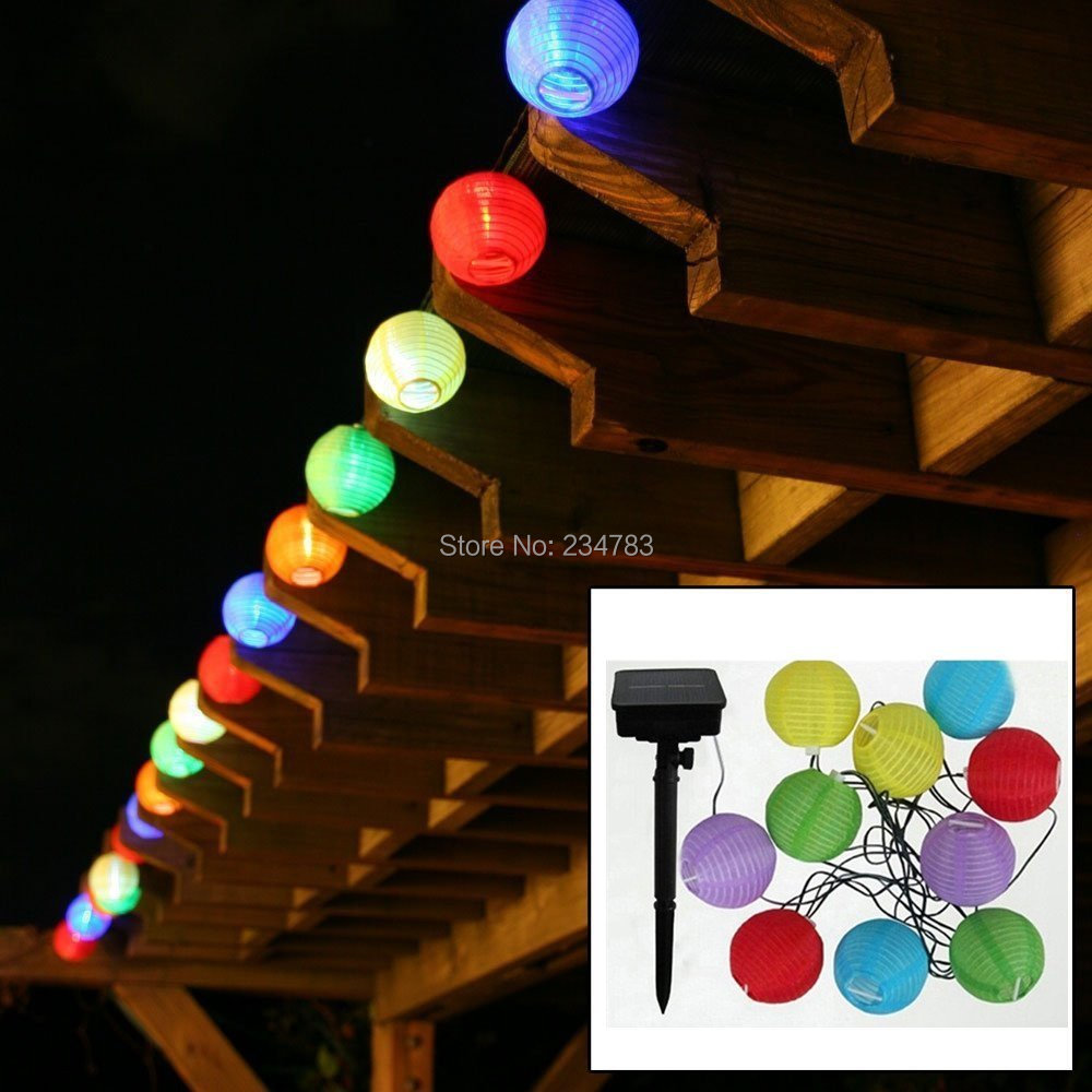 Colored Patio String Lights : Multi Colored Outdoor String Lights Images - pixelmari.com