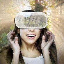 VRแว่นตา3Dเสมือนจริงเกมสวมหมวกกันน็อคพายุหลายพันกระจกวิเศษมือถือเกมโรงละครสายตาสั้นที่มีอยู่