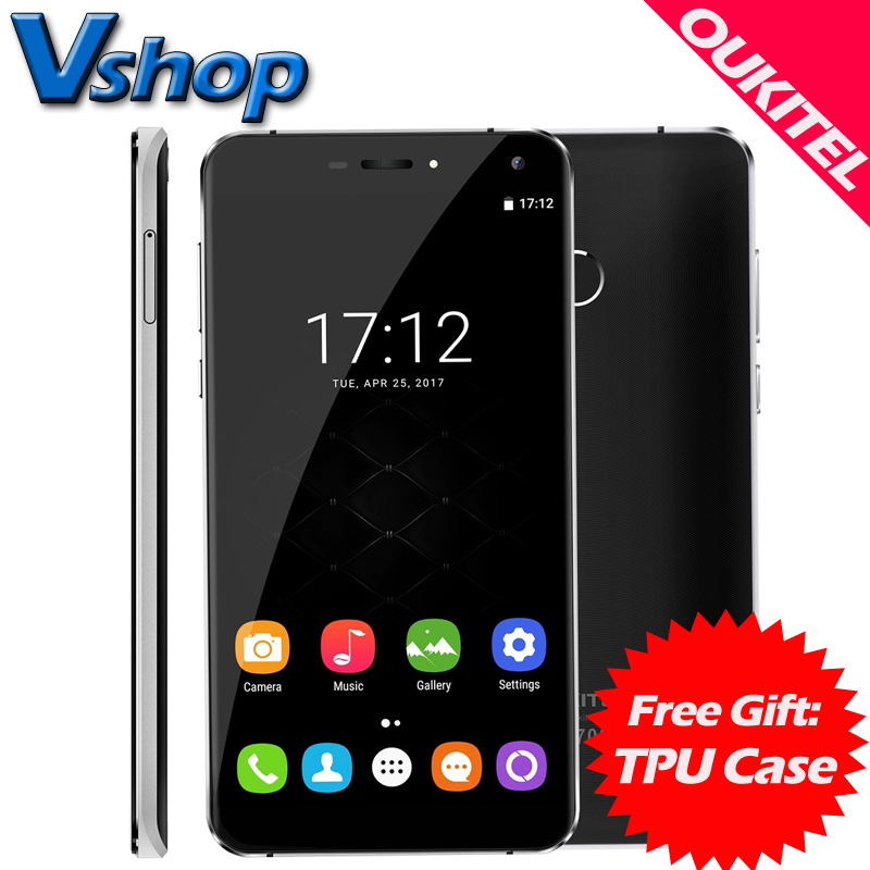 Original OUKITEL U11 Plus 4G Mobile Phones Android 7 0 4GB RAM 64GB ROM Octa Core