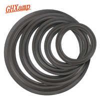 GHXAMP 2 piezas de altavoz de reparación de borde anillo altavoz Subwoofer reparación accesorios DIY 5 pulgadas 6,5 pulgadas 8 pulgadas 10 de 12 pulgadas