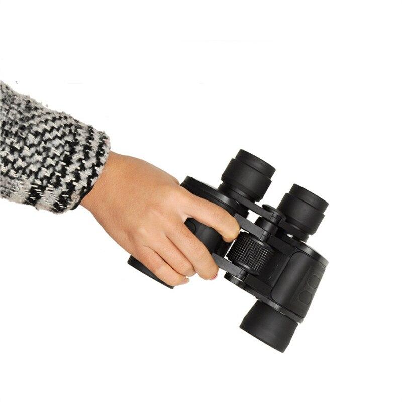 2016 8x40 Binoculars Hunting Camping Non-infrared Night Vision Optical Binocular Telescope Spotting Scope Support Drop shipping