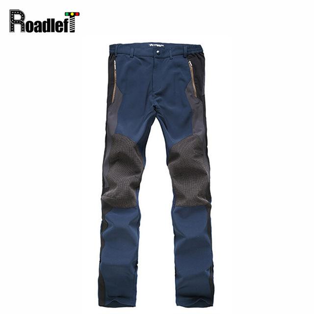 Para hombre y Niño de secado rápido impermeables pantalones casuales Hombres pantalones tácticos militares biker flaco joggers pantalones de chándal